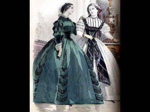 Vestimenta victoriana: paso a paso
