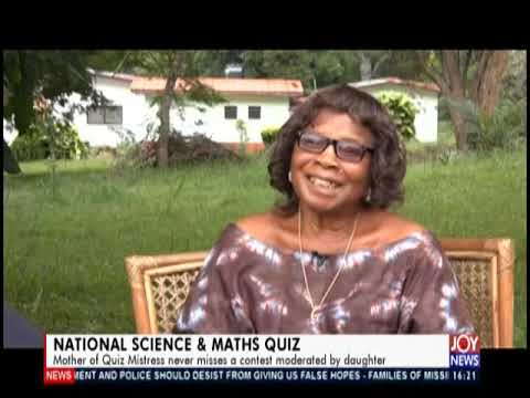 National Science & Maths Quiz - The Pulse on JoyNews (15-7-19)