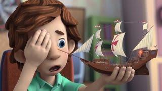 Фиксики - Узлы | Познавательные мультики для детей