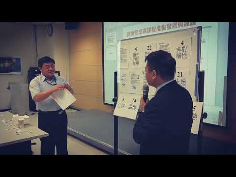蘇峰民博士-TRIZ課程
