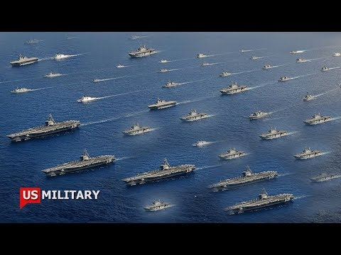 Just How Powerful is 7th Fleet? U.S Warships 2020