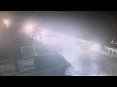Автокатастрофа в Индии автобус упал с моста