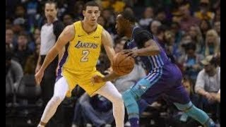 Gambar cover Los Angeles Lakers vs Charlotte Hornets NBA Full Highlights (16TH DECEMBER 2018-19)