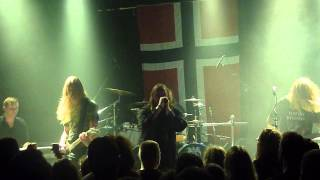 Antestor - A Sovereign Fortress (live @ Brainstorm Festival 2012, Apeldoorn 03.11.2012) 1/3