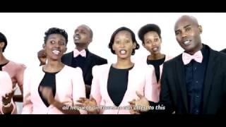 JUU ANGANI, Ambassadors of Christ Choir Album 14 Official Video 2017