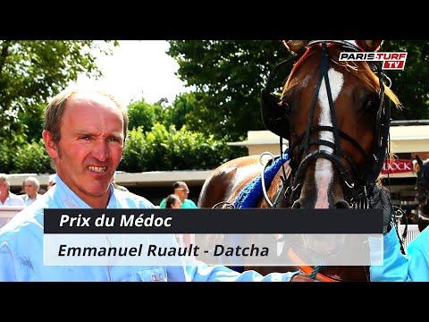 """Quinté+ de mercredi 28/07 à Enghien : """"Datcha (11) nous a rassurés."""""""