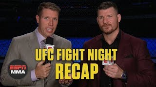 Yair Rodriguez vs. Jeremy Stephens ends in no contest | UFC Fight Night Recap | ESPN MMA