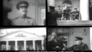Franklin Delano Roosevelt - Atomic Bomb