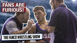 Why are Fans Upset That Yianni Won The Yasar Dogu? | Fanco Wrestling Show