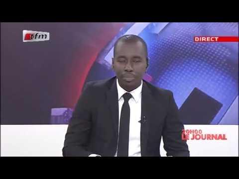 REPLAY - JT Français 20h - Pr : CHEIKH TIDIANE DIAHO - 17 Aout 2018