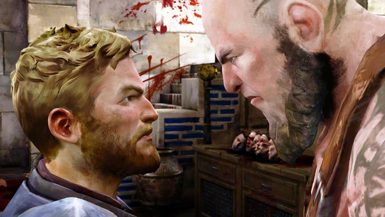 GAME OF THRONES Video Game Episode 5 Trailer (Telltale Games) #VideoJuegos #Consolas