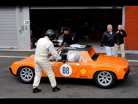PORSCHE 914/6 GT - SPA Summer Classic - The 3h Race / Team Grand Nord & all teams on track