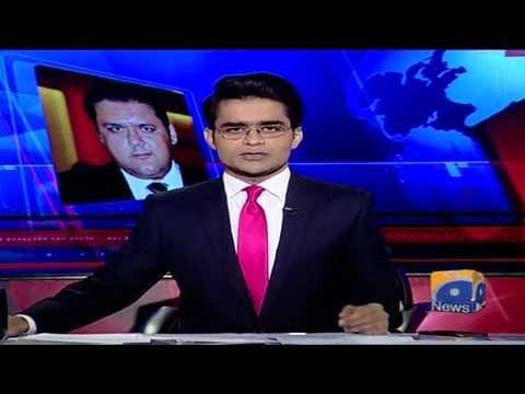 Aaj Shahzaib Khanzada Kay Sath - 24 May 2017