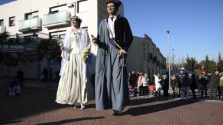 preview picture of video 'Prometatge - Dansa de la Cuallarga (Sta. Coloma de Cervelló)'
