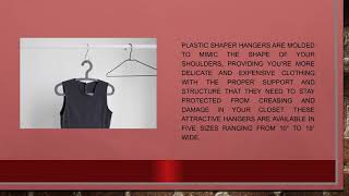 Attractive hangers used for different purposes in our daily life