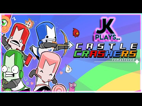 Let's Play Castle Crashers!