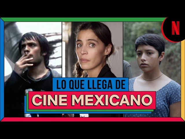 #QueMéxicoSeVea: Una celebración del cine mexicano