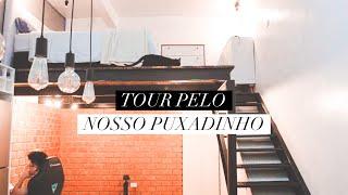 TOUR HONESTÃO PELO MEU LOFT - @1PUXADINHO