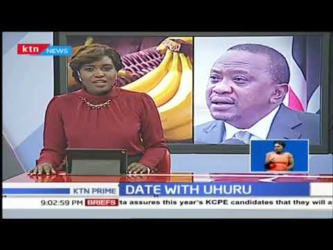 President Uhuru assures this year's KCPE candidates that they will all transition to high school