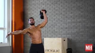 20-Minute Kettlebell Metcon by Men's Health