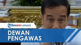 Jokowi Tunjuk Langsung Dewan Pengawas KPK, Pernah Beredar Kabar Hoaks Nama Ahok dan Antasari Muncul