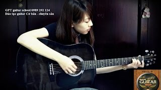 preview picture of video 'NGÀY GIÓ NGỪNG TRÔI guitar solo'