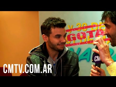 Márama video El gran amor de Agustín - CMTV 2016