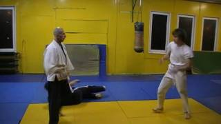 preview picture of video 'Instruktor Bogdan Gołębiewski  AIKIDO- Braniewo'
