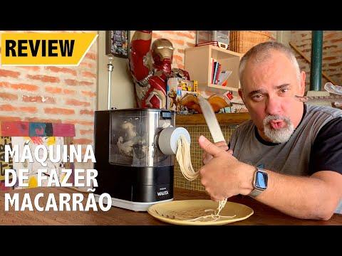 Máquina de Fazer Macarrão Pasta Maker Philips Walita | REVIEW