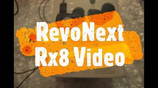 RevoNext RX8 Dual Drivers In-Ear Headphone