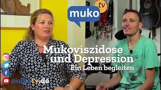 Mukoviszidose und Depression – Ein Leben begleiten