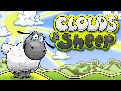 Video of Clouds & Sheep Premium