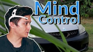 Using Mind Control to Drive a Car