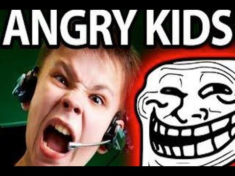 We found the angriest kid in COD ever (Modern Warfare Controller vs PC Search and Destroy)