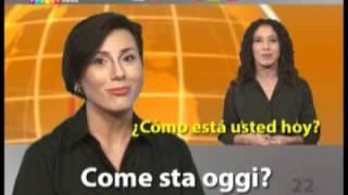 ¡Todo El Mundo Puede Hablar...ITALIANO!