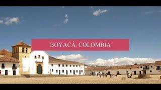 Recorrido por Boyacá