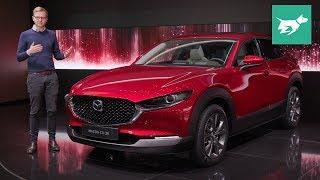 Mazda CX-30 2019 - dabar
