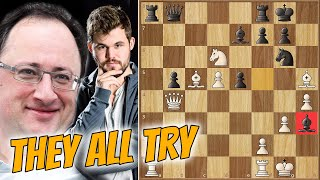 Better Player Is Always Better || Carlsen Vs Gelfand || Chess24 Legends Of Chess (2020)