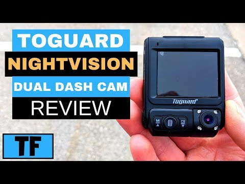 Best Budget Dash Cam for Lyft and UBER 2018 (Dual Front Rear
