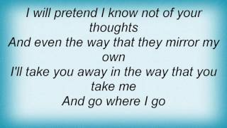 Anna Nalick - In My Head Lyrics
