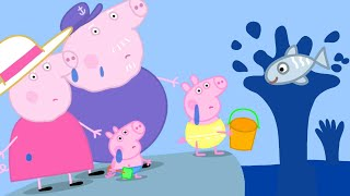 Peppa Pig Official Channel 🐟 Peppa Pig and the Big Fish