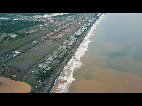 Potensi Mega Tsunami, Ancam Bandara NYIA - NET YOGYA