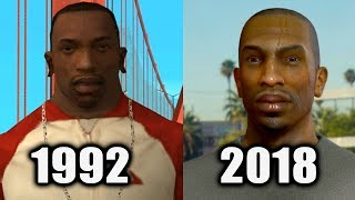 What Happened To CJ After GTA San Andreas & Where Is He Now
