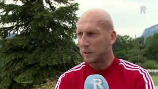 """Eerste indruk van Stam na start bij Feyenoord: """"Eigenlijk is hij heel relaxed"""""""