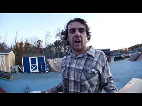 Andover Skatepark Secret Sesh 11-8-16