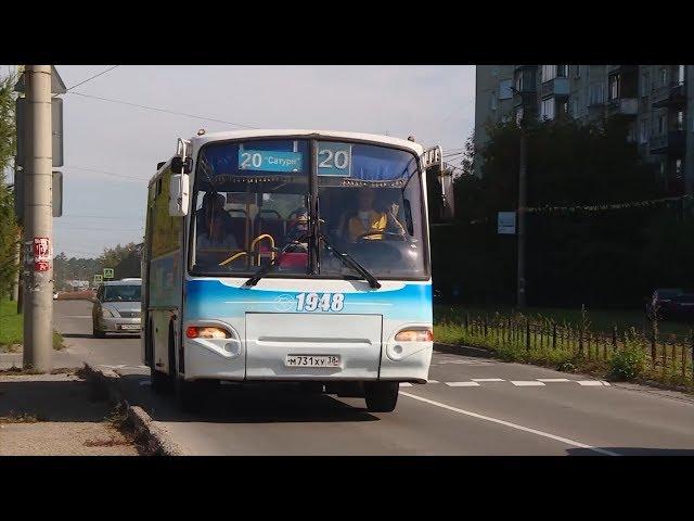 Общественный транспорт в надежных руках
