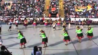 Carnaval de Paqcha - Ayacucho - CAMPEON DANZA 2012 - TIKARY