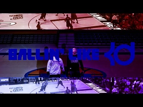Swazy Mcvay & $tunna $tackz - Ballin' Like KD (Official Music Video HD)