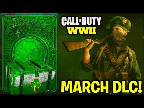 UNLOCKING THE *NEW* EPIC WEAPON BRIBE IN COD WW2! SHIPMENT 24/7, SHAMROCK & AWE DLC EVENT!