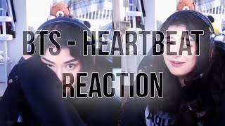 BTS   Heartbeat Reaction | It Really Was Destiny | #BTS #ARMY